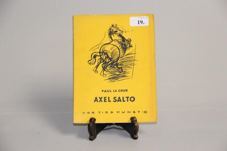 Bogværk, Axel Salto# Vor Tids Kunst, Paul la Cour