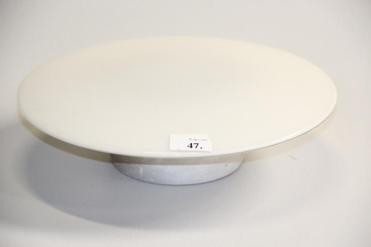 Arne Jacobsen Eklipta Lampe Hvidt Opaline Produceret Hos