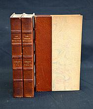 1834 French Revolution Fine Binding