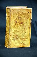 1702 Full Vellum Theology St Bernard of Clairvaux