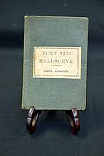 1857 Bonwick Childrens Book Published in Melbourne