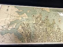 Port of Sydney 1918