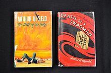 Arthur Upfield 2 x First UK Editions Heinemann