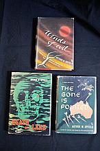 Arthur Upfield 3 x 1st US Editions