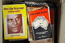 Box of Aboriginal Books and Pamphlets