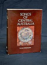 Strehlow Songs of Central Australia