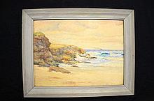 Henry Crisp Sydney Coastal Scene