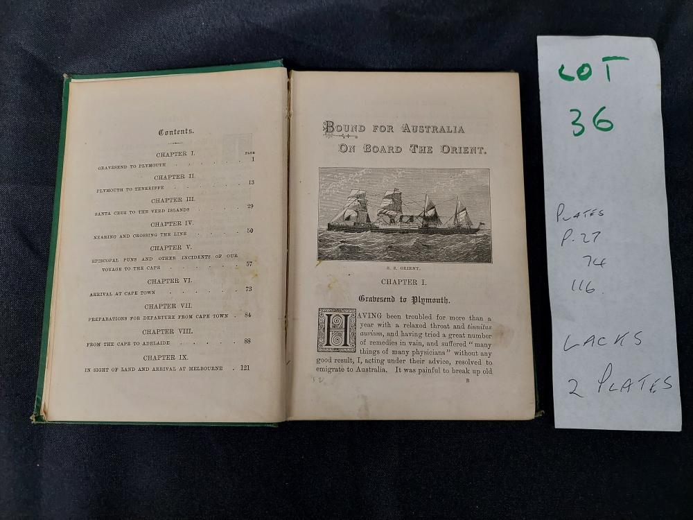 1885 EMIGRANT'S GUIDE
