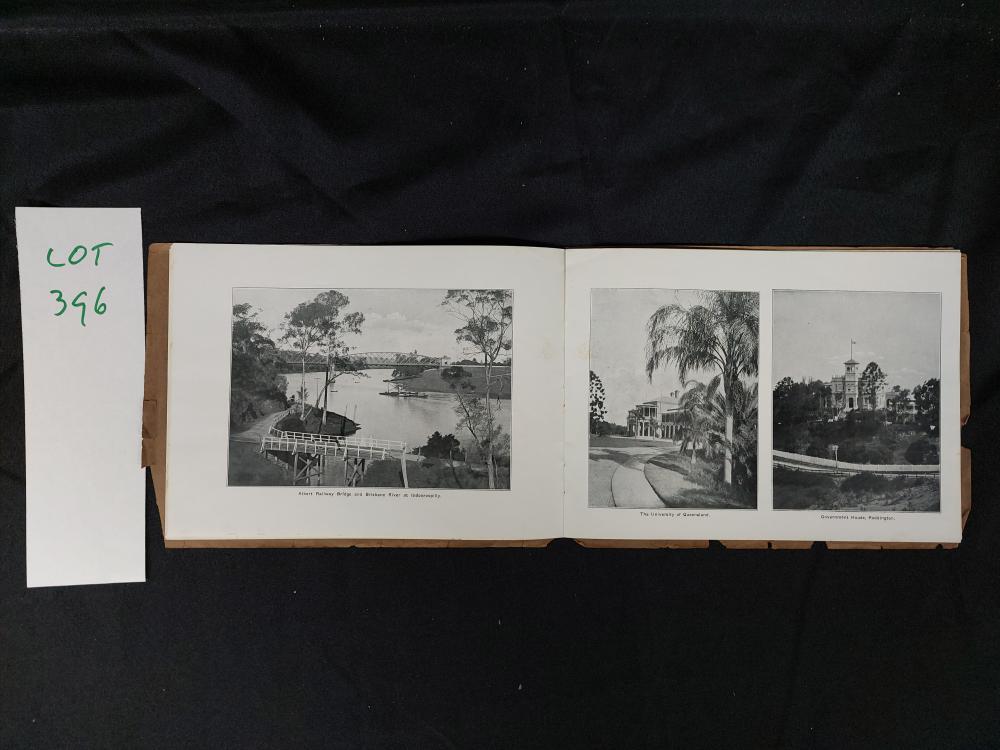 PHOTOGRAPHIC VIEWS BRISBANE 1912