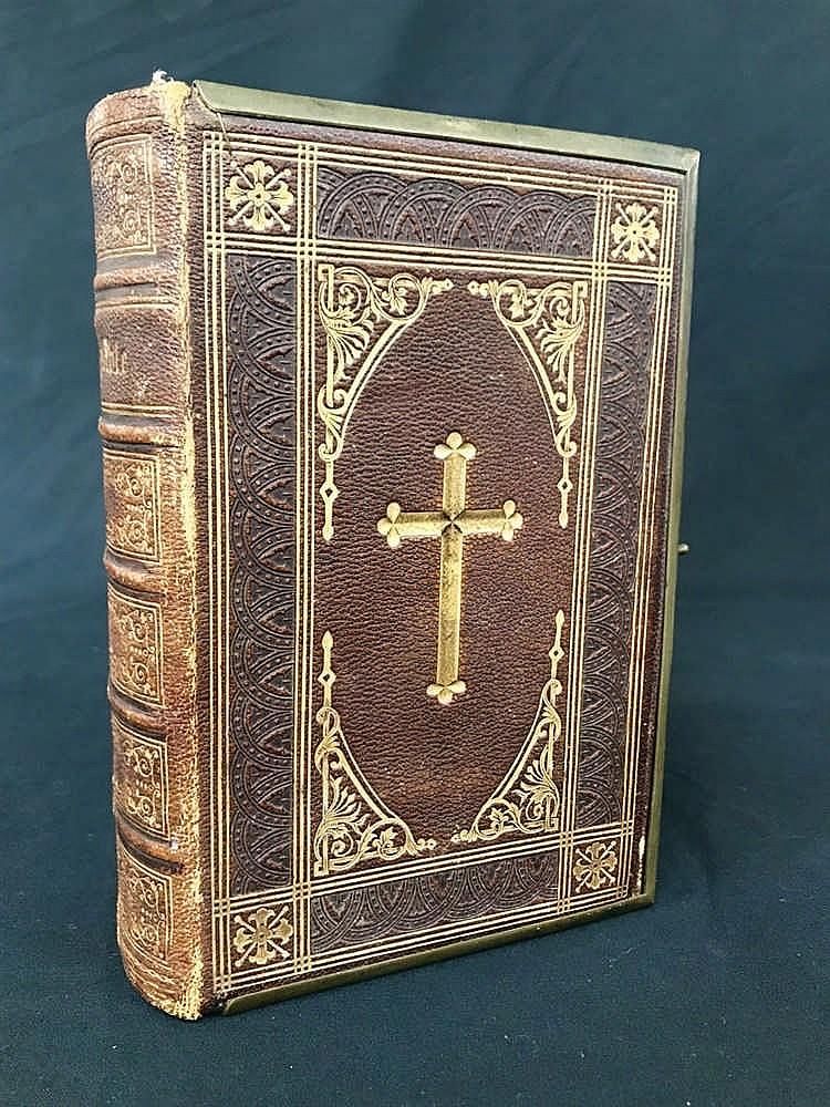 1866 Vulgate Bible