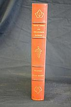 Fine Binding French Wine Bibliography