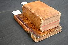 2 19th Century French Law Books