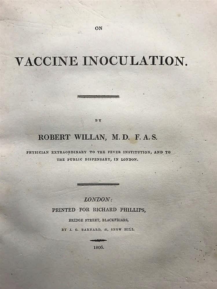 Willan Innoculation 1806