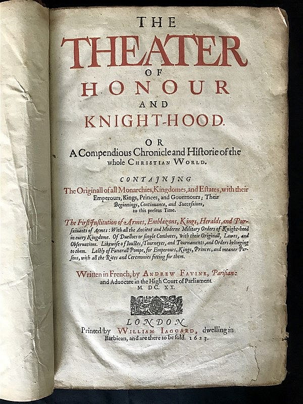 1623 History of the Christian World