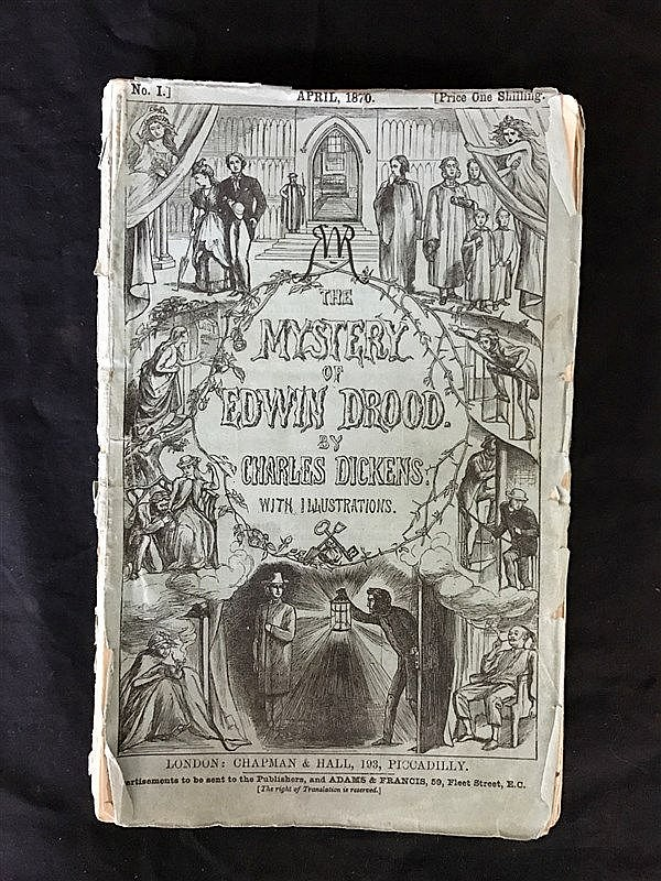 First Edition Dickens in Parts 1870