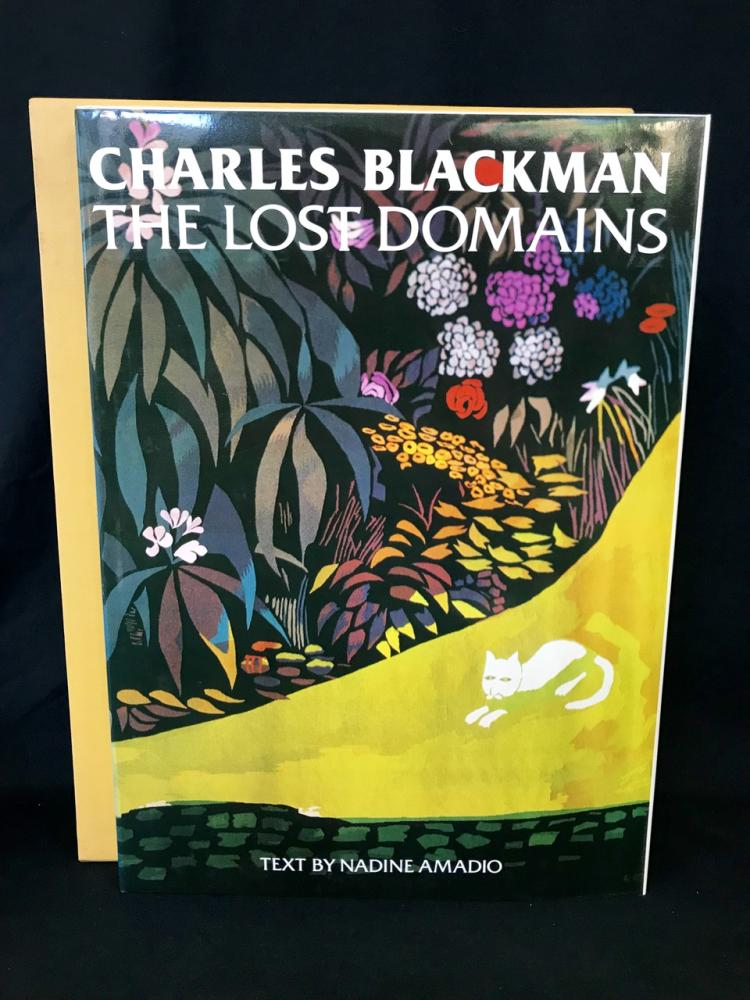 Charles Blackman: Lost Domains - First Edition