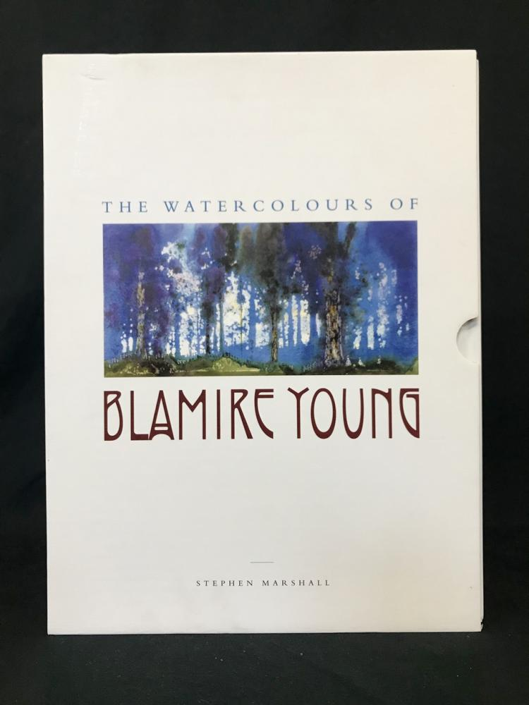 Watercolours of Blamire Young