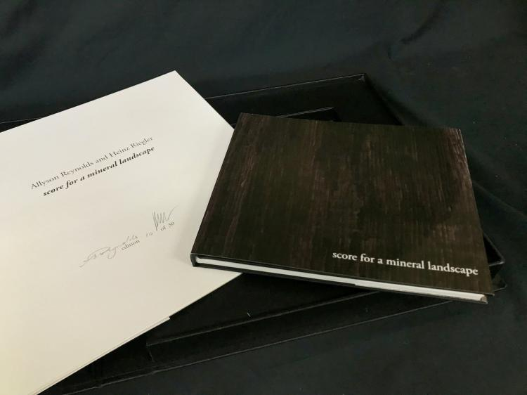 Limited Edition: Allyson Reynolds & Heinz Riegler