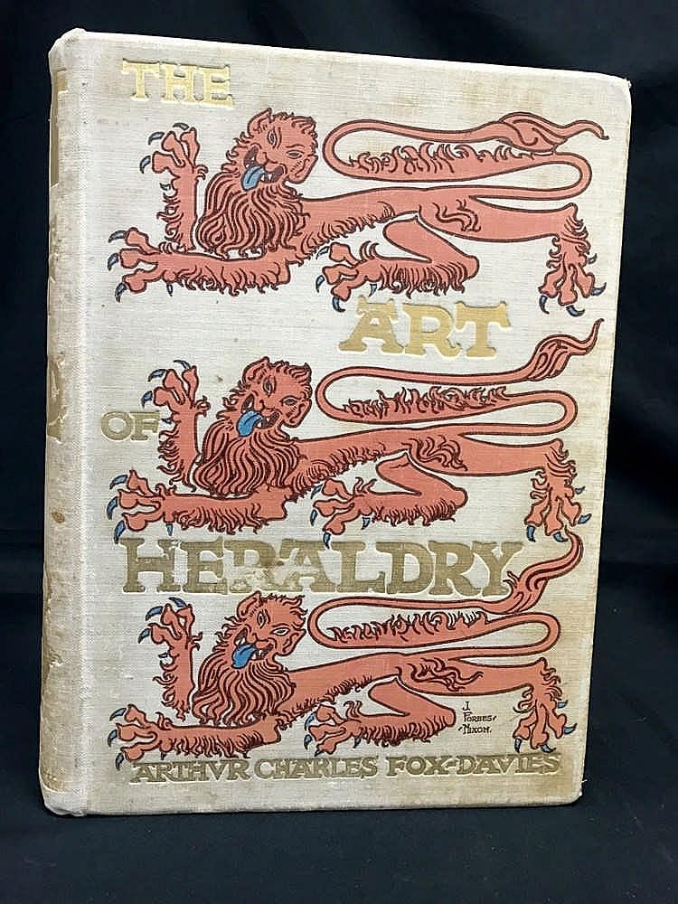 Heraldry Fox-Davies 1904