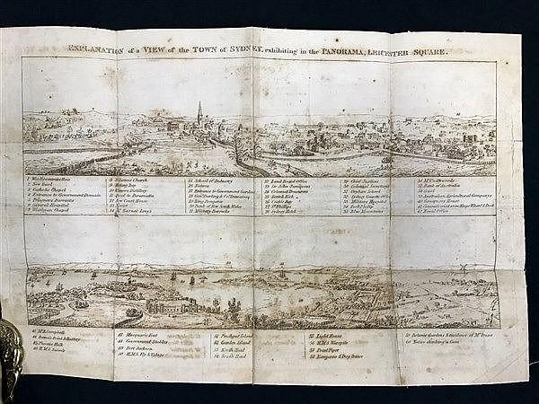 Town of Sydney 1829 Burford