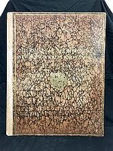 1924 The grandest Australian Architecture book