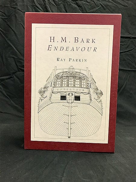 H M Bark Endeavour