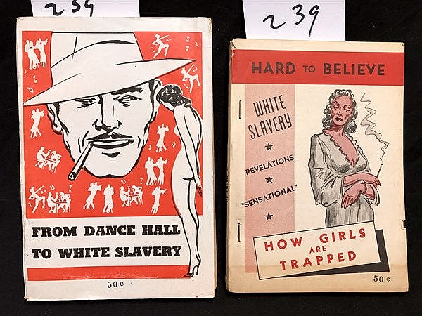 White Female Slavery