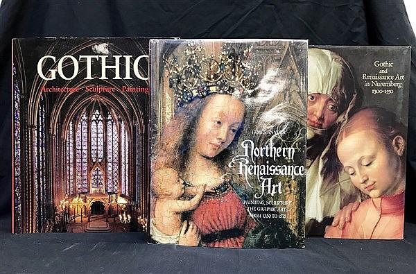 Gothic Art x 3