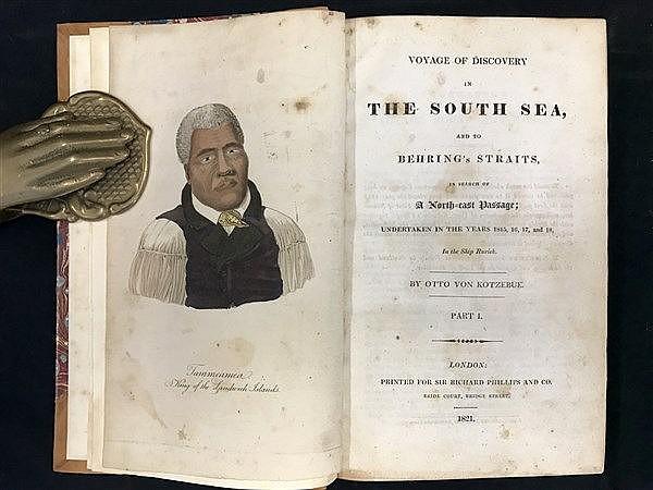 1821 Russian Voyage