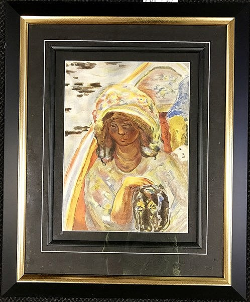 Bonnard Lithograph