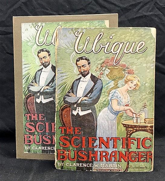 Ubique The Scientific Bushranger