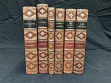Fine Binding Robert Louis Stevenson x 6