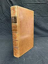Fine Binding Macarthur 1837 History of NSW