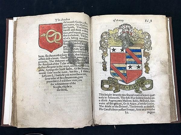 1719 Heraldry