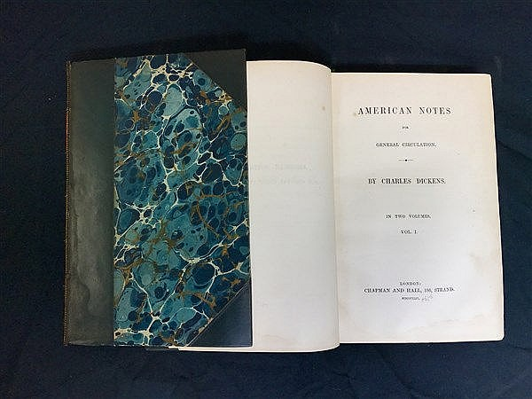 Fine Binding American Notes 1st Edition