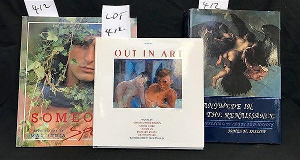 Gay Art x 3