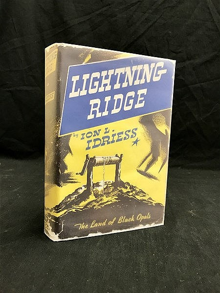 Idriess First Lightning Ridge