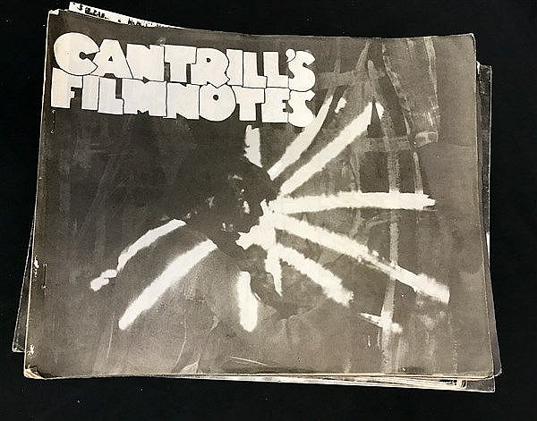 Cantrills Filmnotes
