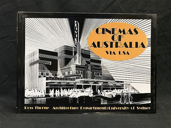 Cinemas of Australia via USA