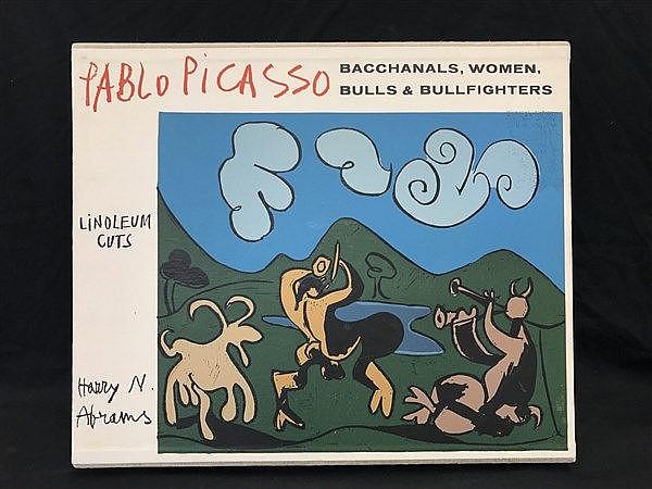Picasso Lino Cuts