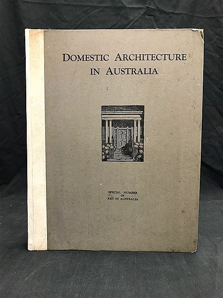 Australian Domestic Architecture