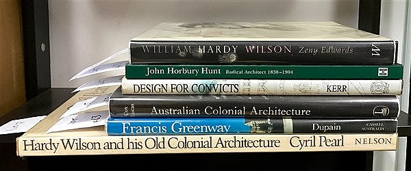 Australian Colonial Architecture