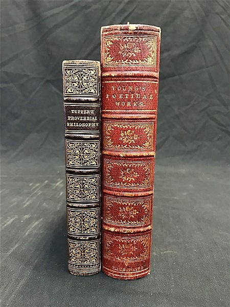 Fine Binding - 19th Century Philosophy and Poetry