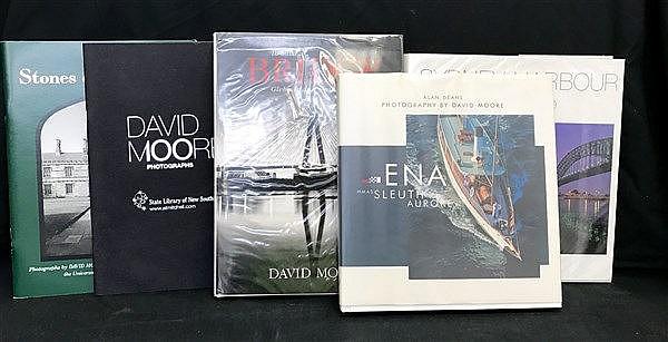 David Moore x 5