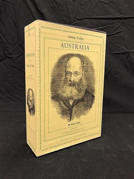 Fine  Binding  Trollope Facsimile Australia