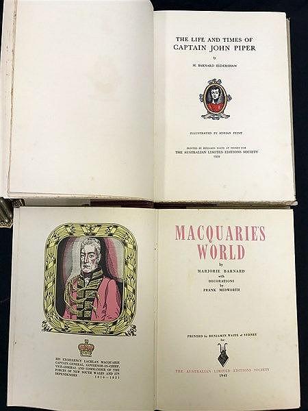 Macquarie's World and Captain John Piper