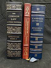Fine  Binding Legal Classics Library x 3