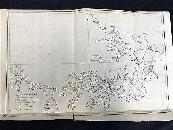 Hunter Port Jackson 1789