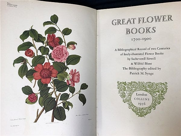 Sitwell Great Flower Book 1700-1900