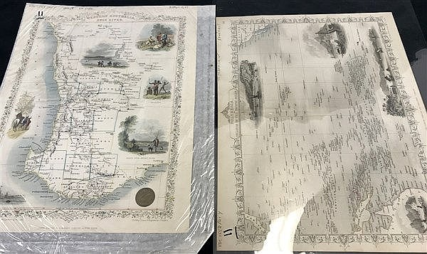 Two Tallis Maps